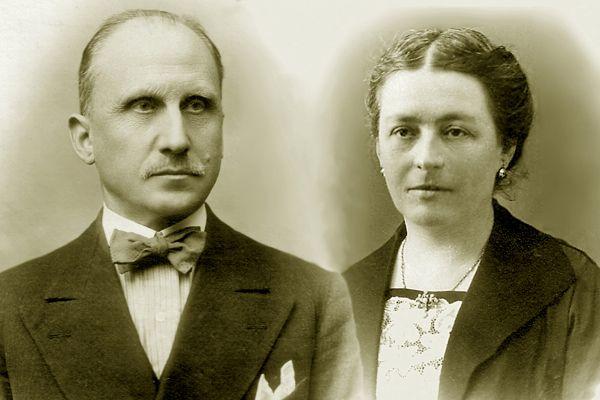 Blessed Luigi and Blessed Maria Quattrocchi
