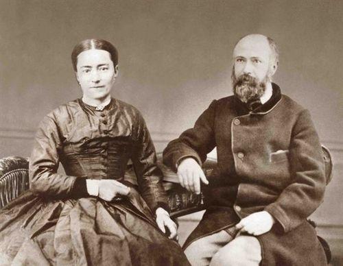 Saints Louis and Zelie Martin